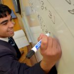 Fee bearing image – Cape Town – 150624 – Yaseen Mowzer from Fairbairn College are representing South Africa in a maths Olympiad in Thailand. Reporter: Ray Wolf. Photographer: Armand Hough
